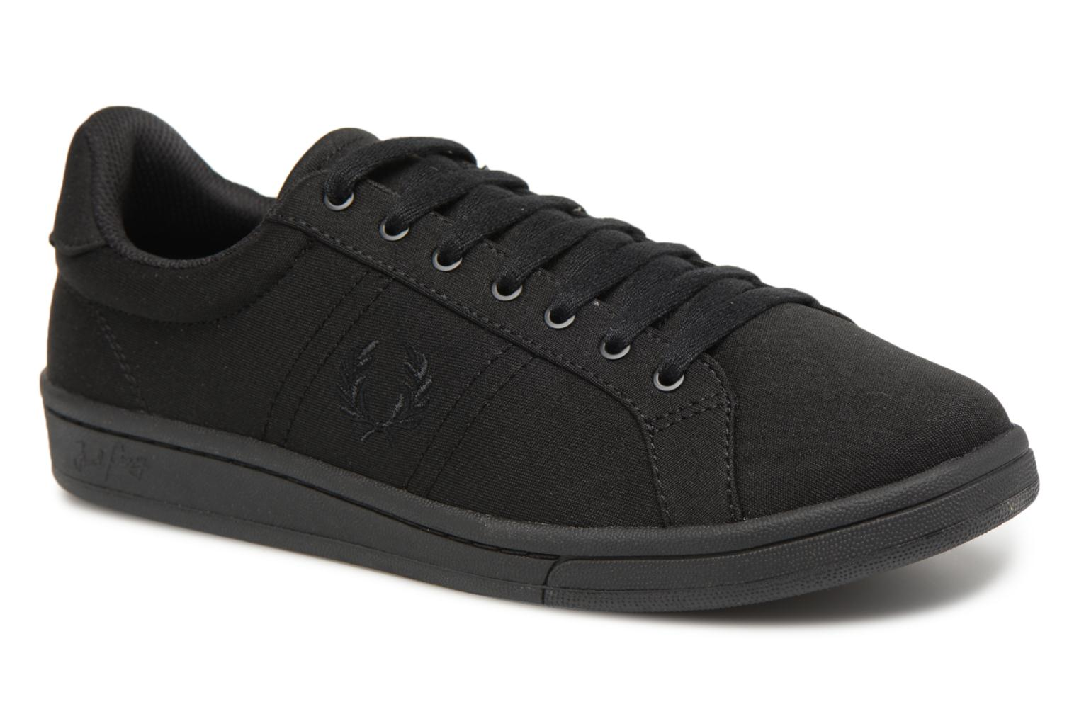 Sneakers Fred Perry Zwart