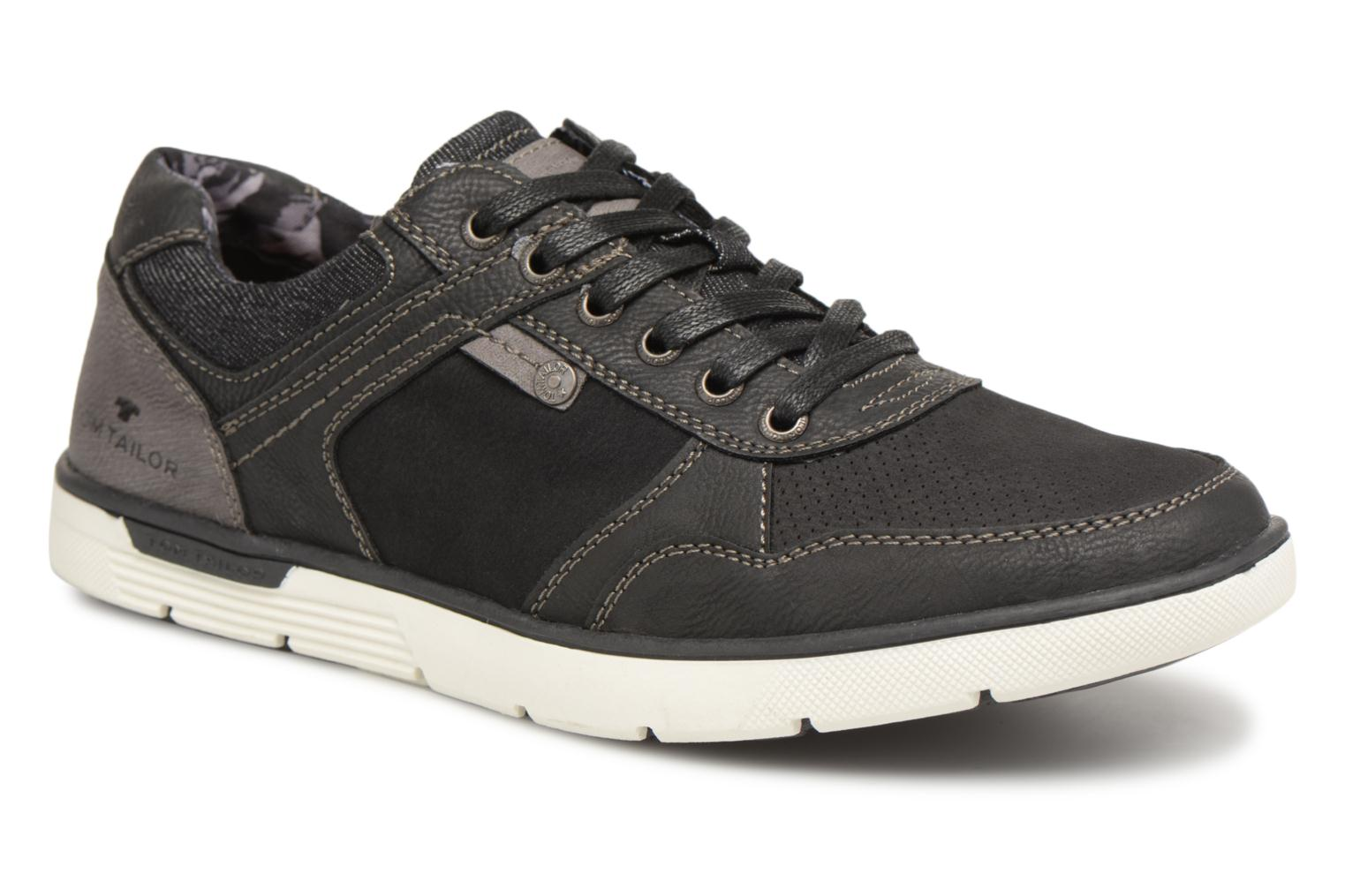 Sneakers Tom Tailor Zwart