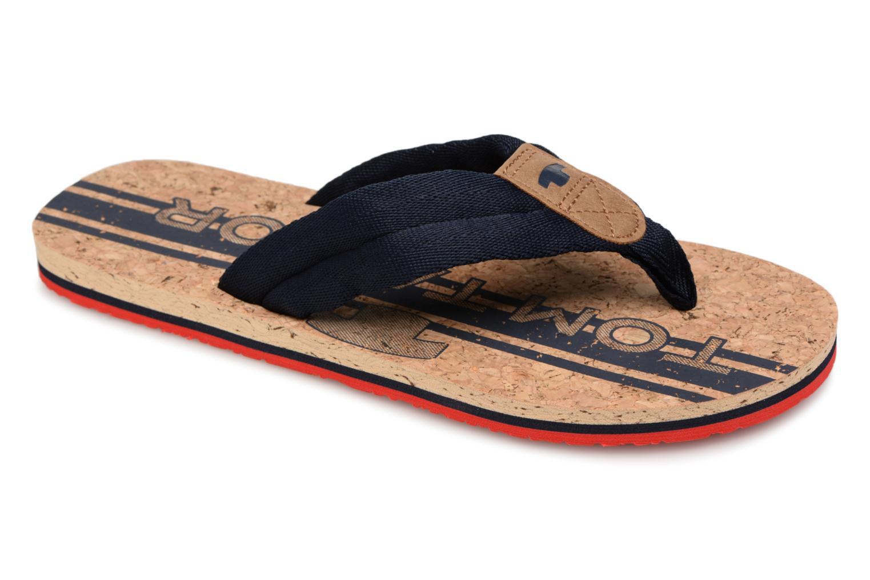 Slippers Tom Tailor Blauw