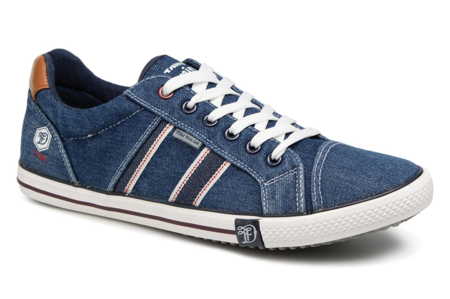 Sneakers Tom Tailor Blauw