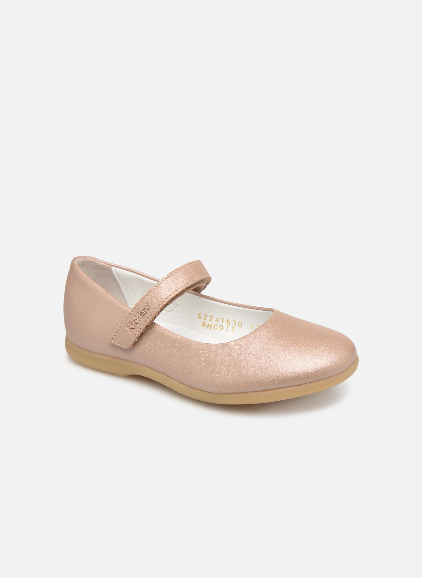 Ballerina's Kickers Roze