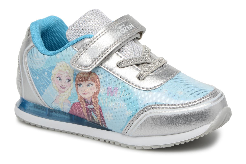 Sneakers Frozen Blauw