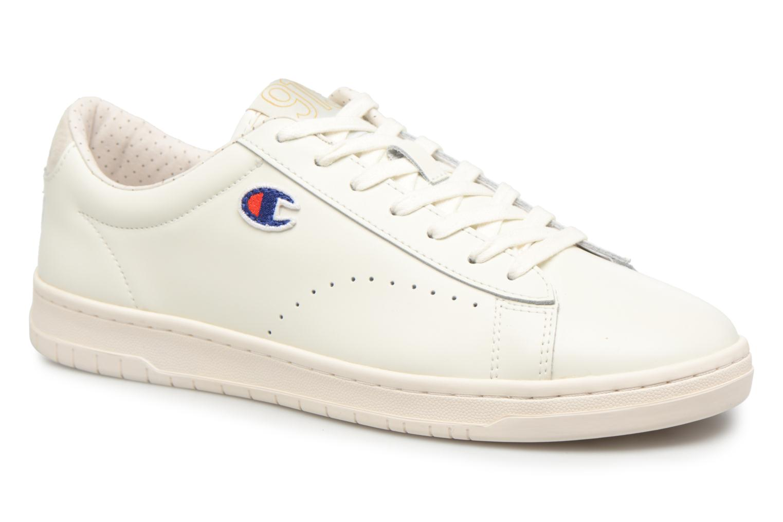 Low Cut Shoe 919 LOW PATCH LEATHER by Champion