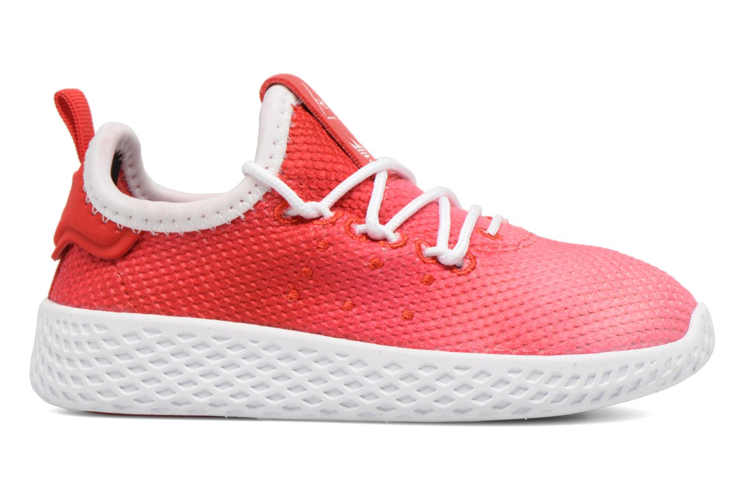 Dettagli su Bambino Adidas Originals Pharrell Williams Tennis Hu I Sneakers Arancione