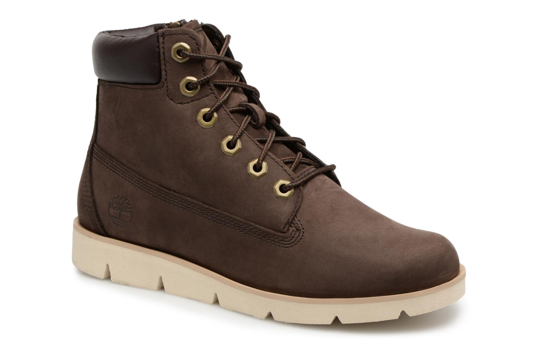 Boots en enkellaarsjes Timberland Bruin