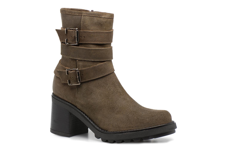 Boots en enkellaarsjes Elizabeth Stuart Groen