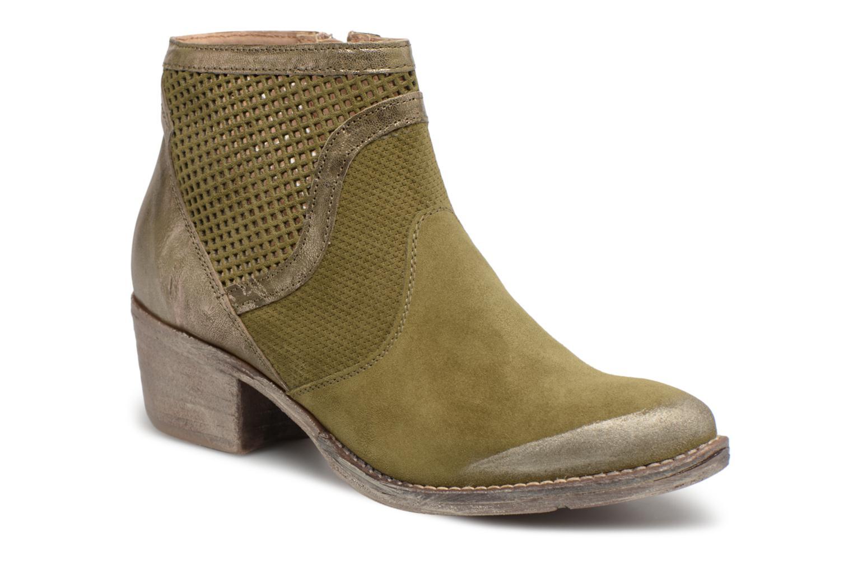 Boots en enkellaarsjes Khrio Groen