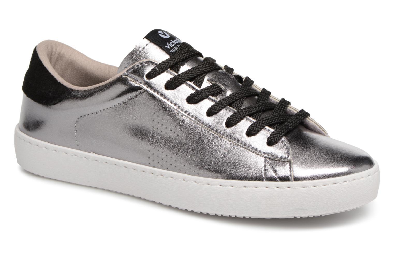 Sneakers Victoria Zilver