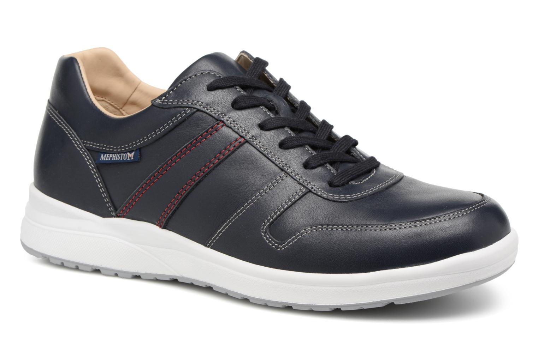 Sneakers Mephisto Blauw
