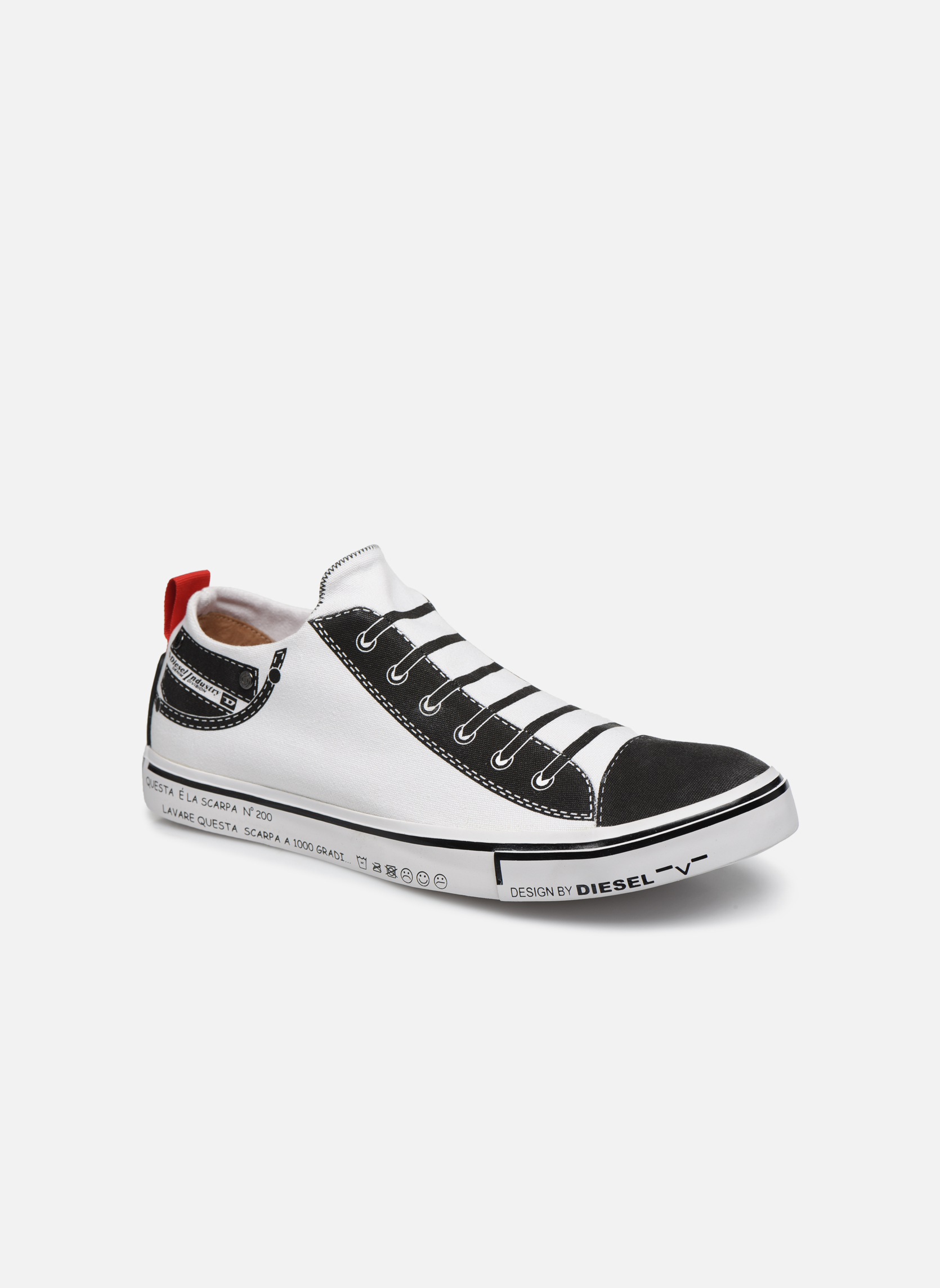 Sneakers Diesel Wit