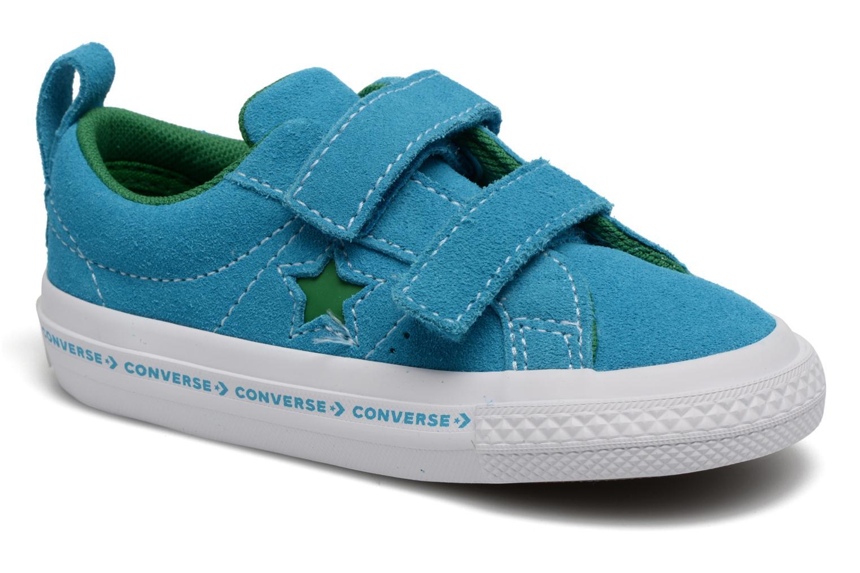 One Star 2V Ox Converse Wordmark Suede par Converse