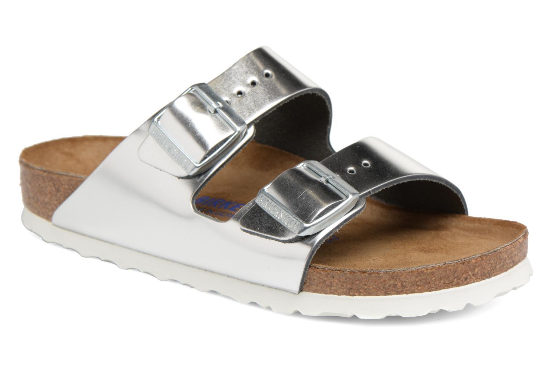 Arizona Cuir Soft Footbed W par Birkenstock