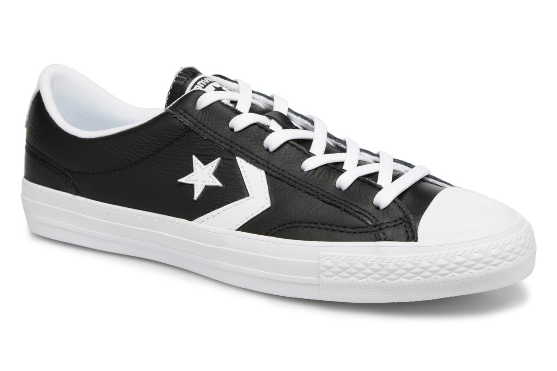 Star Player Leather Essentials Ox par Converse