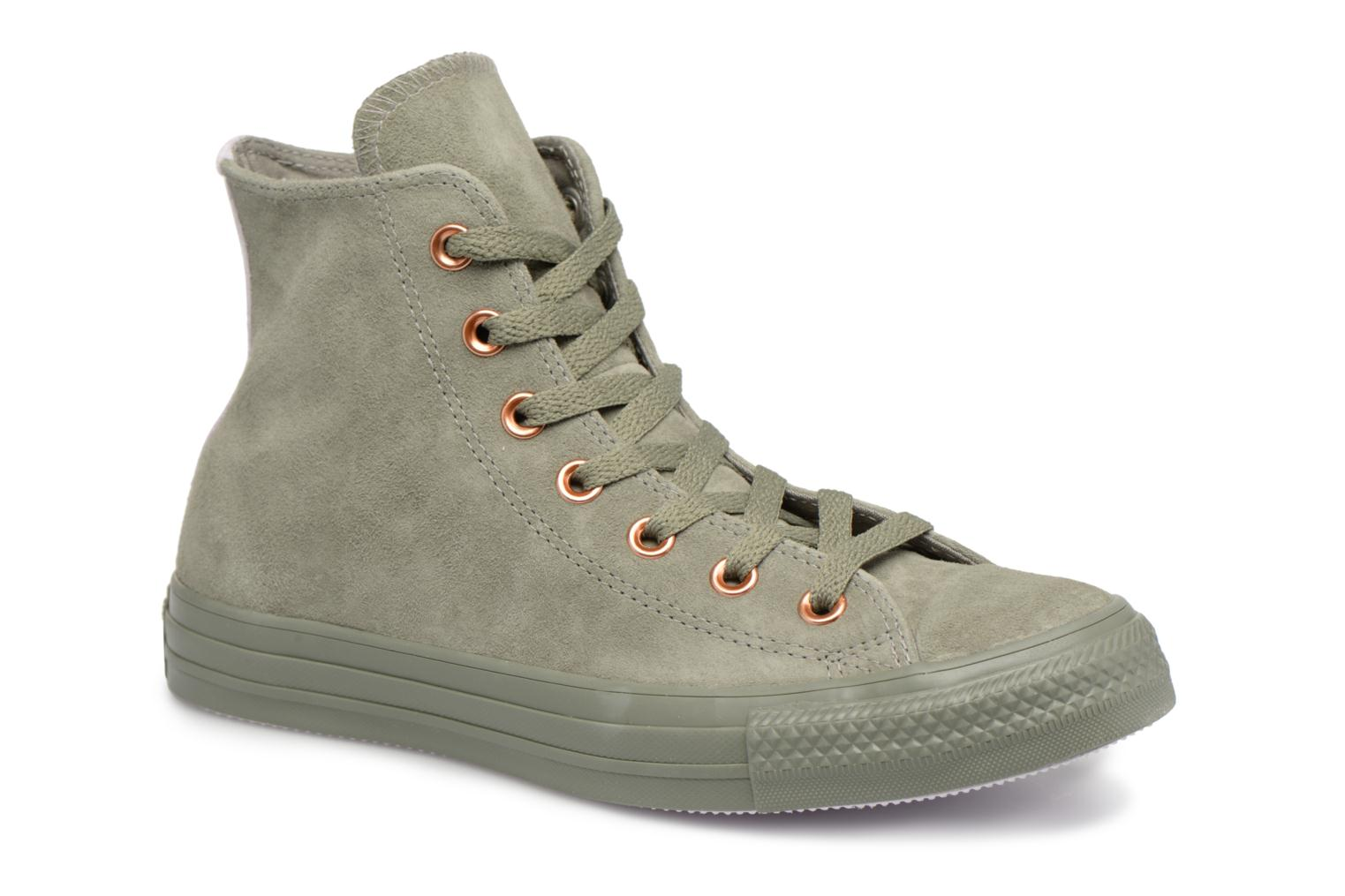 Sneakers Chuck Taylor All Star Tonal P. Suede Hi by Converse