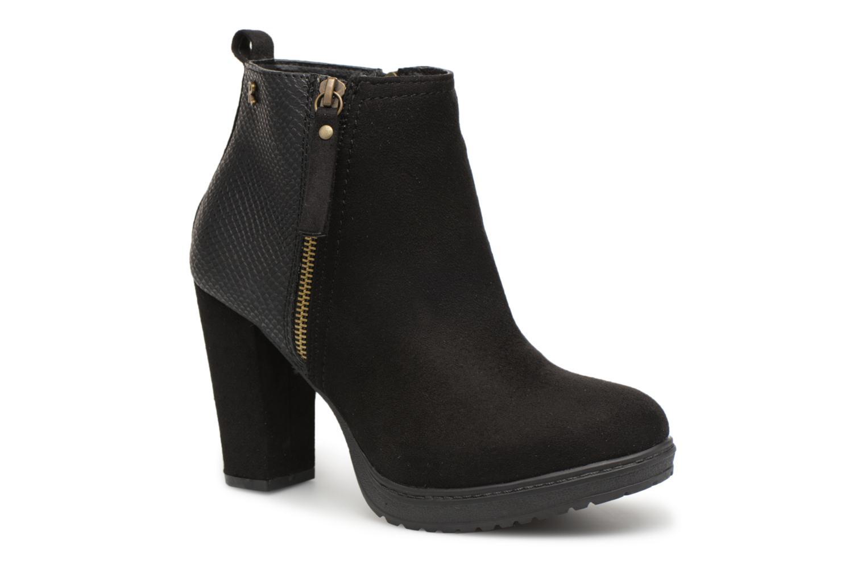 Boots en enkellaarsjes Refresh Zwart