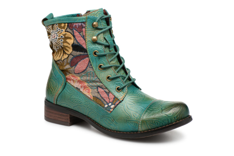 Boots en enkellaarsjes Laura Vita Blauw