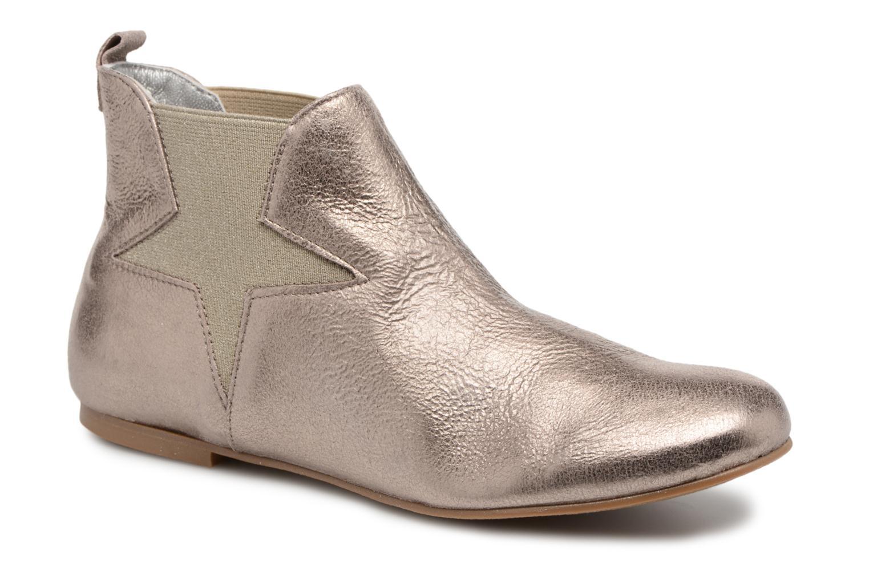 Boots en enkellaarsjes Ippon Vintage Beige
