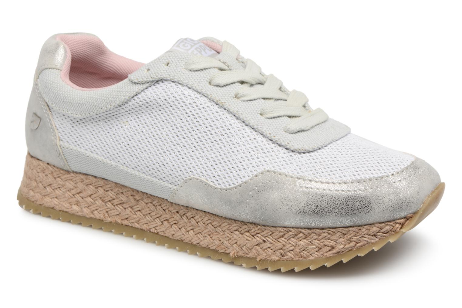 Sneakers Gioseppo Zilver