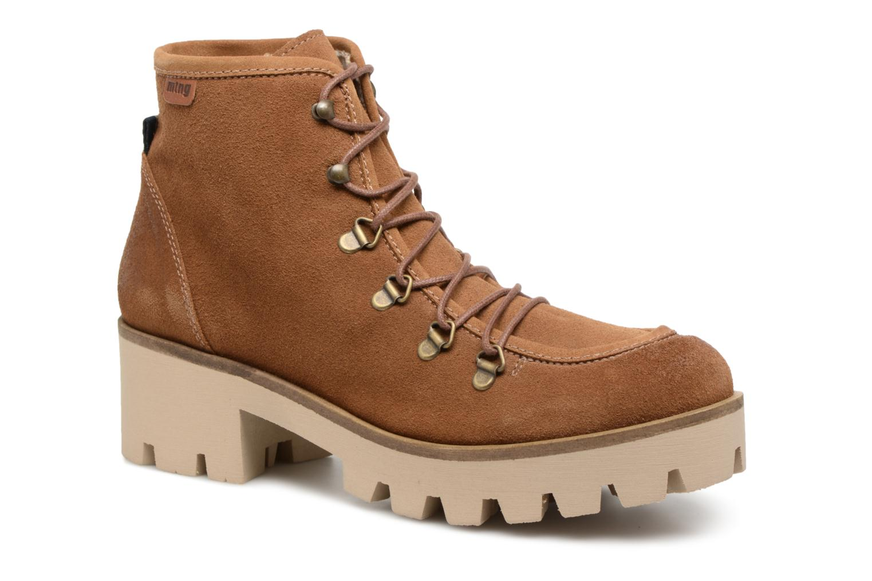 Boots en enkellaarsjes MTNG Bruin