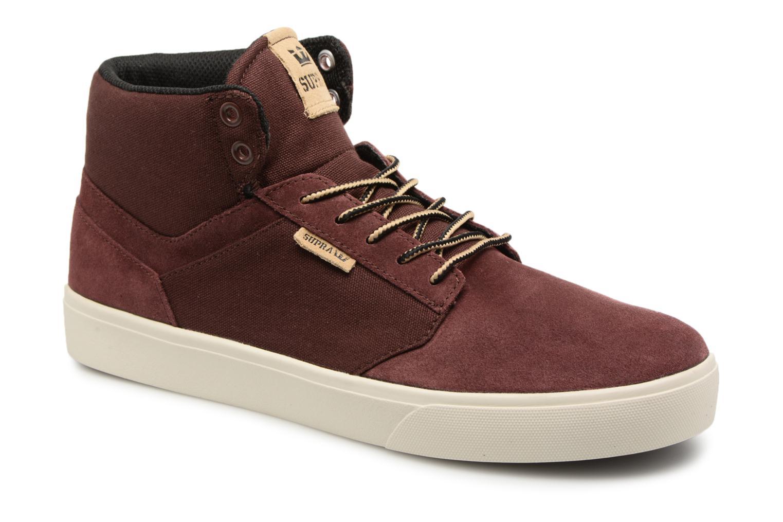 Sneakers Supra Bordeaux