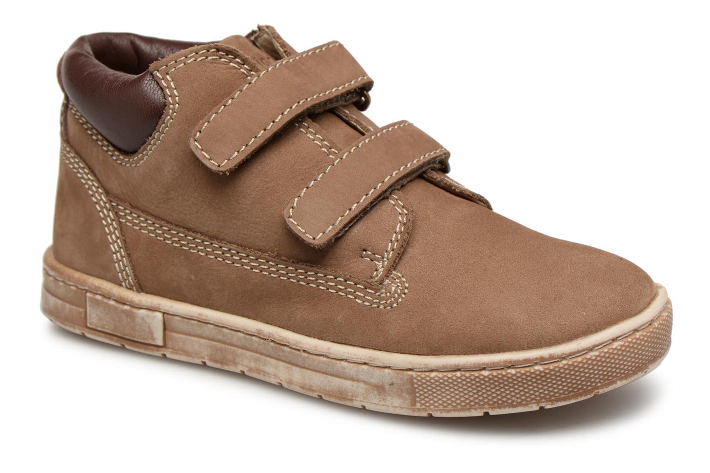 Boots en enkellaarsjes Chicco Bruin