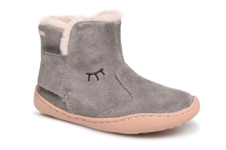 Boots en enkellaarsjes Camper Grijs