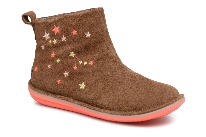 Boots en enkellaarsjes Camper Bruin