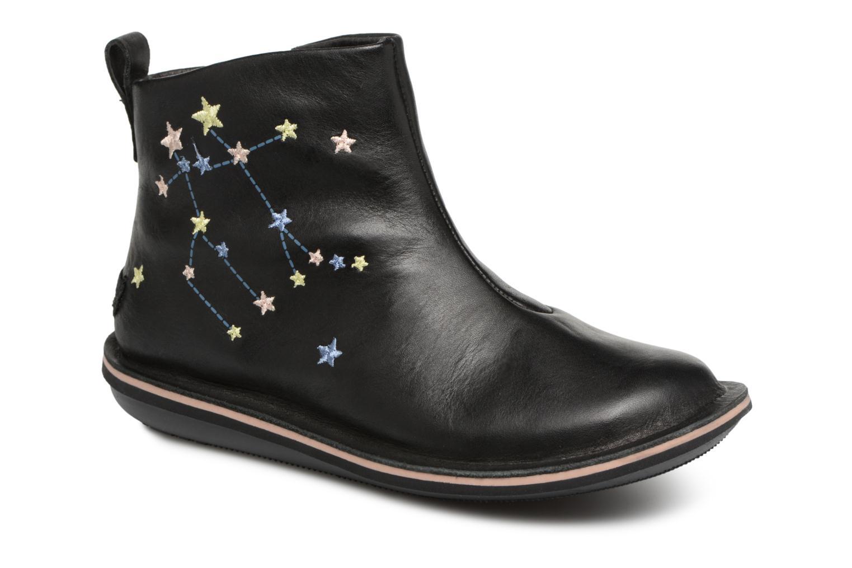 Boots en enkellaarsjes Camper Zwart