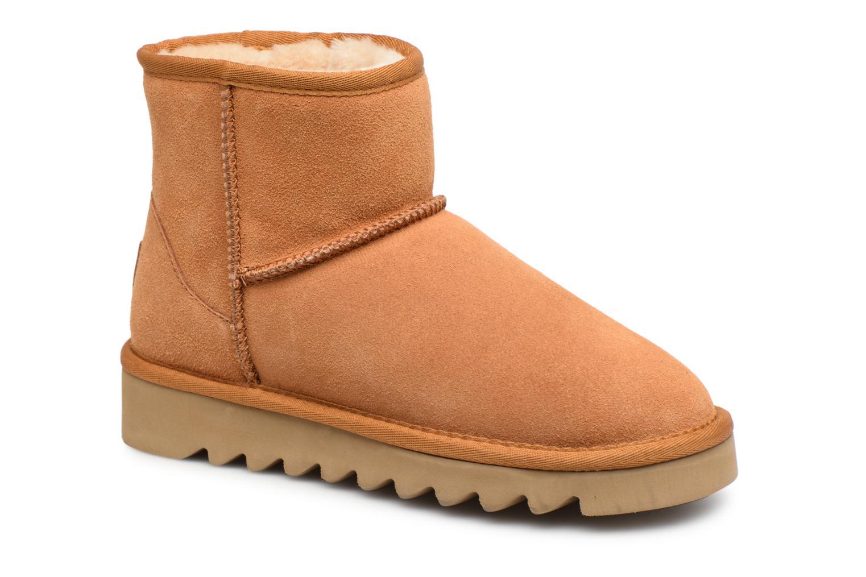 Boots en enkellaarsjes Colors of California Bruin