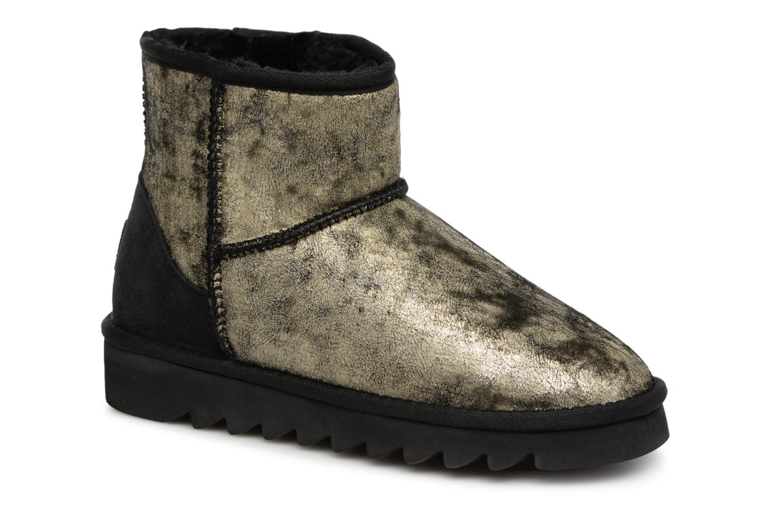 Boots en enkellaarsjes Colors of California Goud en brons