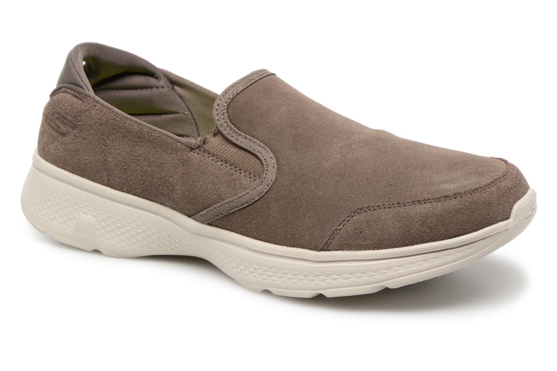 réduction Nice recommande la sortie Skechers Gowalk 4 - Nous Livrer 10 Homme Chaussures De Marche Marron wiki recommande pas cher 6w1VXRoc9I