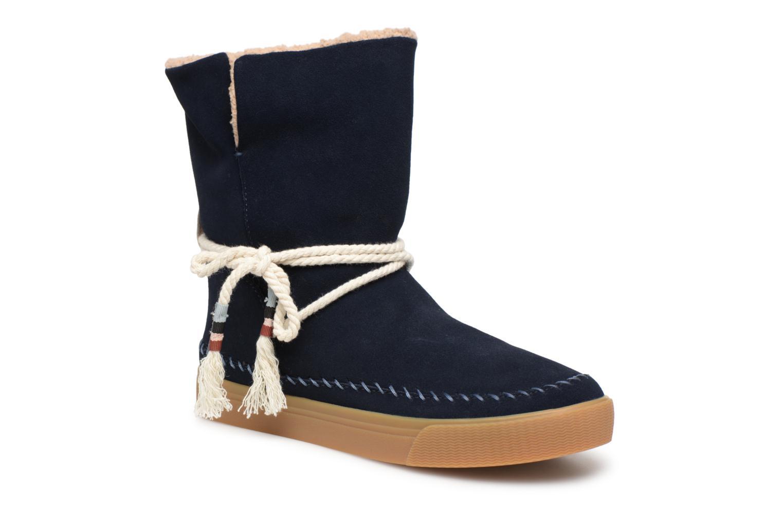 Boots en enkellaarsjes TOMS Blauw