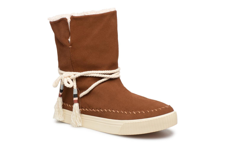 Boots en enkellaarsjes TOMS Bruin