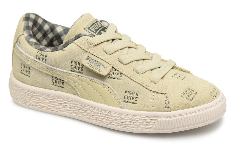 Sneakers Puma Groen