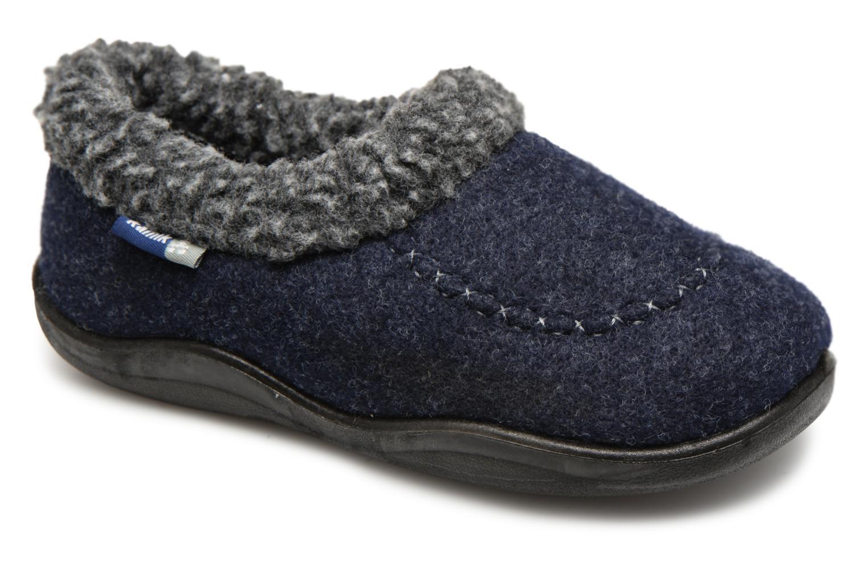 Pantoffels Kamik Blauw