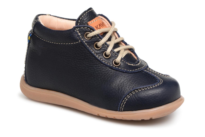 Boots en enkellaarsjes Kavat Blauw