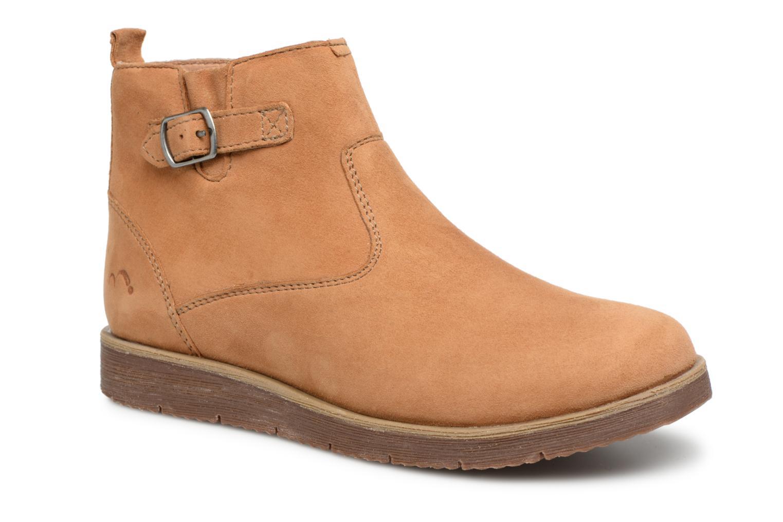 Boots en enkellaarsjes Noël Bruin