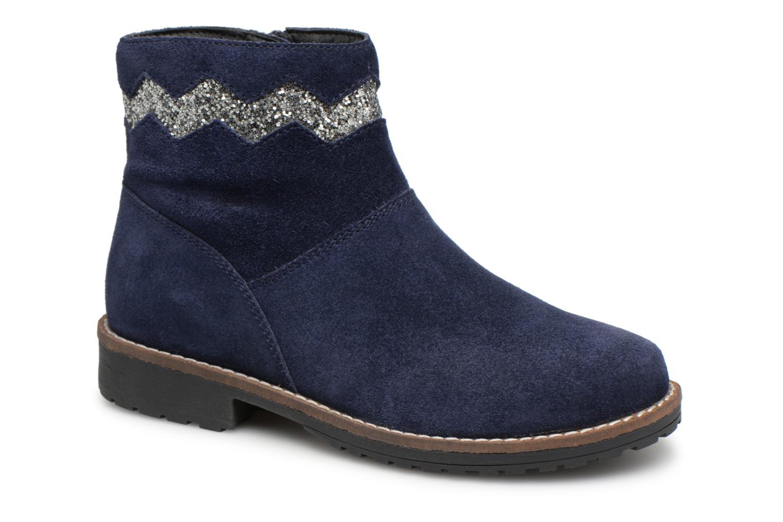 Boots en enkellaarsjes I Love Shoes Blauw