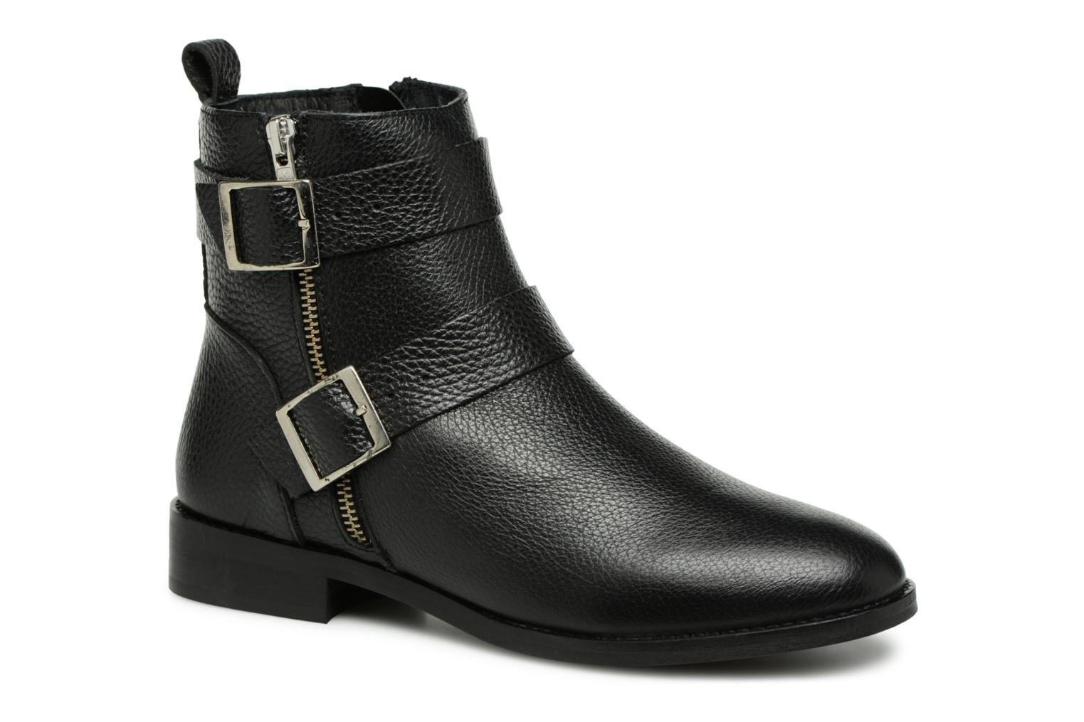 VMSINO LEATHER BOOT par Vero Moda