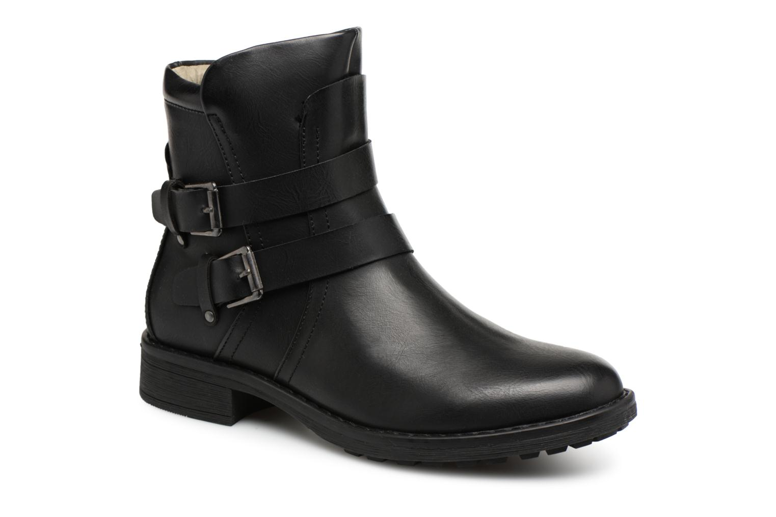VMVILMA LEATHER BOOT par Vero Moda