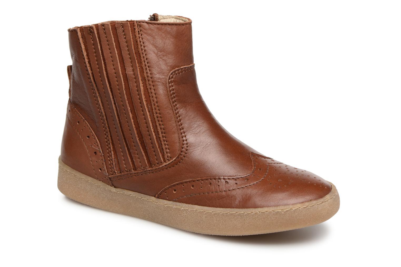 Boots en enkellaarsjes PèPè Bruin