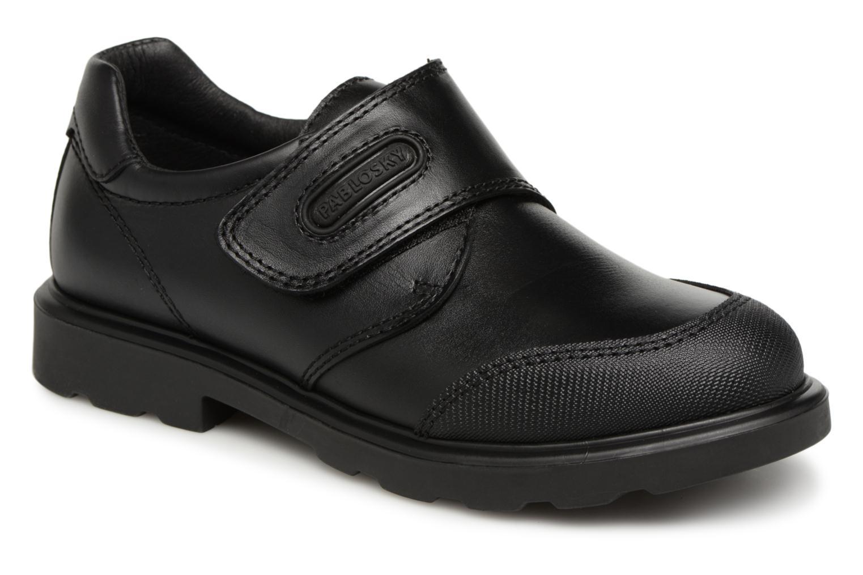 Schoenen met klitteband Pablosky Zwart