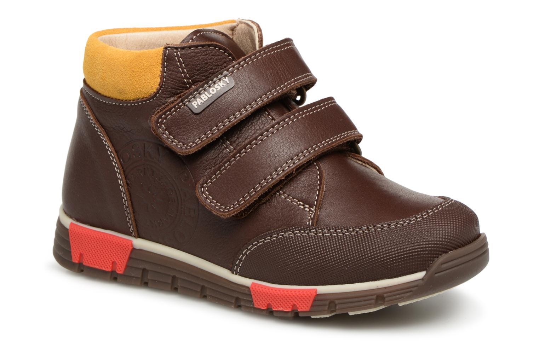 Boots en enkellaarsjes Pablosky Bruin