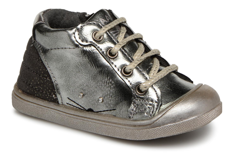 Boots en enkellaarsjes Bopy Zilver