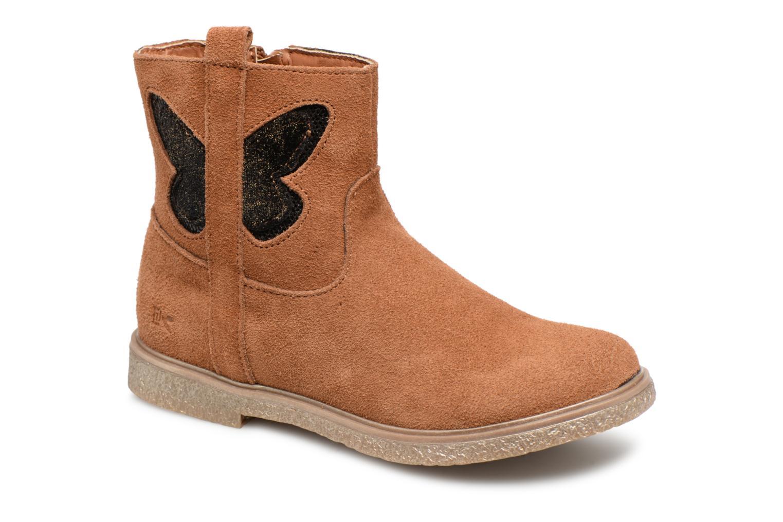 Boots en enkellaarsjes Bopy Bruin
