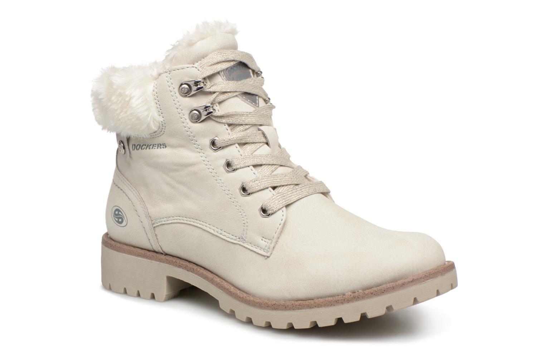 Boots en enkellaarsjes Dockers Wit