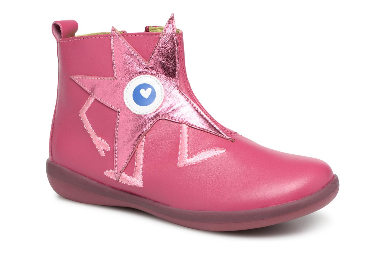 Boots en enkellaarsjes Agatha Ruiz de la Prada Roze