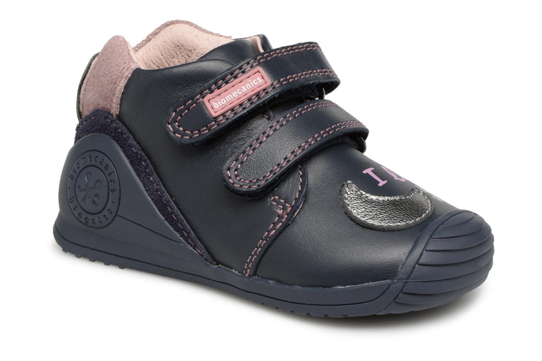 Boots en enkellaarsjes Biomecanics Blauw