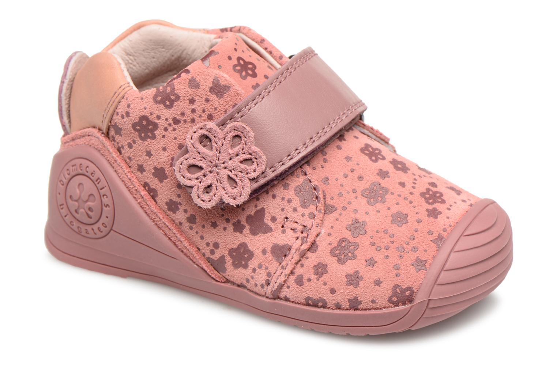 Boots en enkellaarsjes Biomecanics Roze
