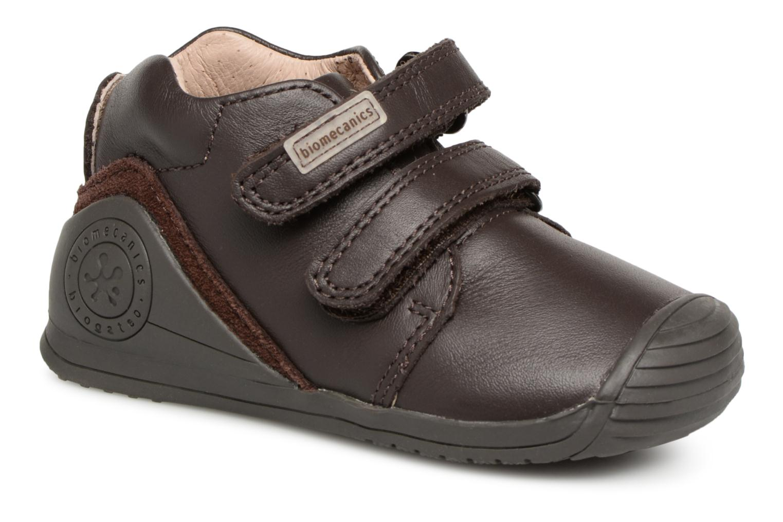 Boots en enkellaarsjes Biomecanics Bruin